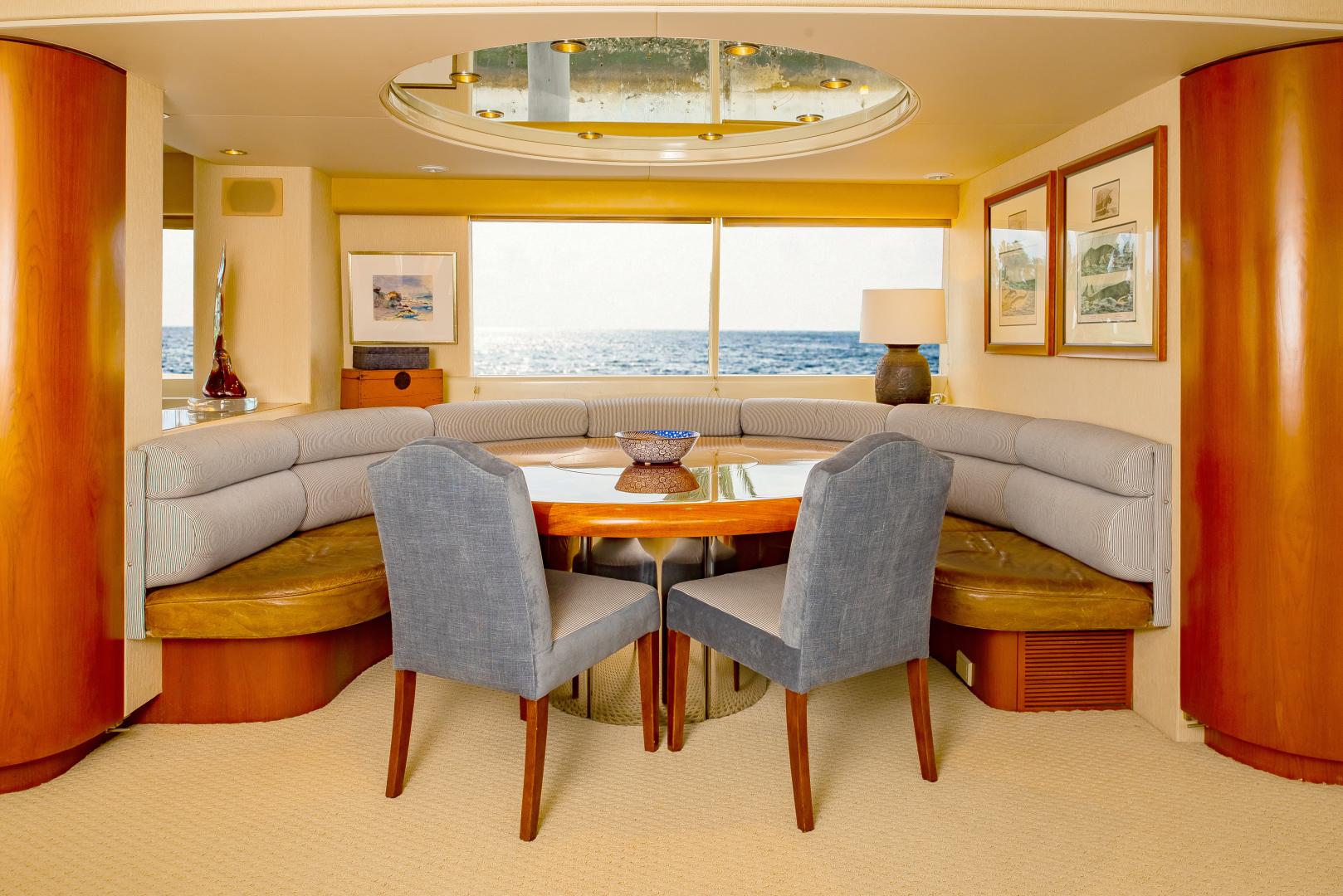 Barattucci-Yachtfisher 1992-STEADFAST Seattle-Washington-United States-GALLEY DINETTE-1284163 | Thumbnail