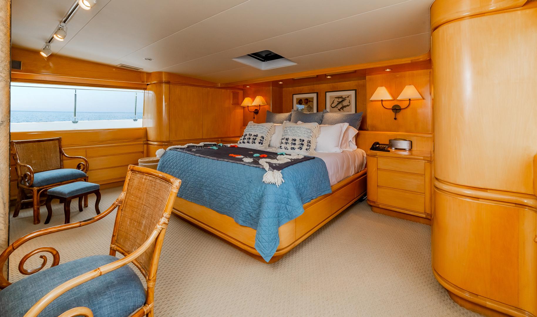 Barattucci-Yachtfisher 1992-STEADFAST Seattle-Washington-United States-MASTER STATEROOM-1284166 | Thumbnail