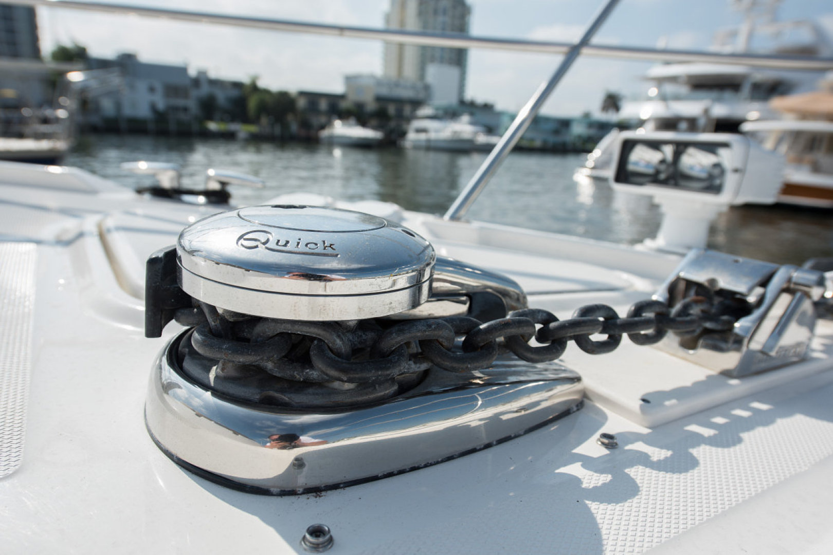 Sea Ray-L590 Fly 2016-2016 Sea Ray L590 Fly Ft. Lauderdale-Florida-United States-1284620 | Thumbnail