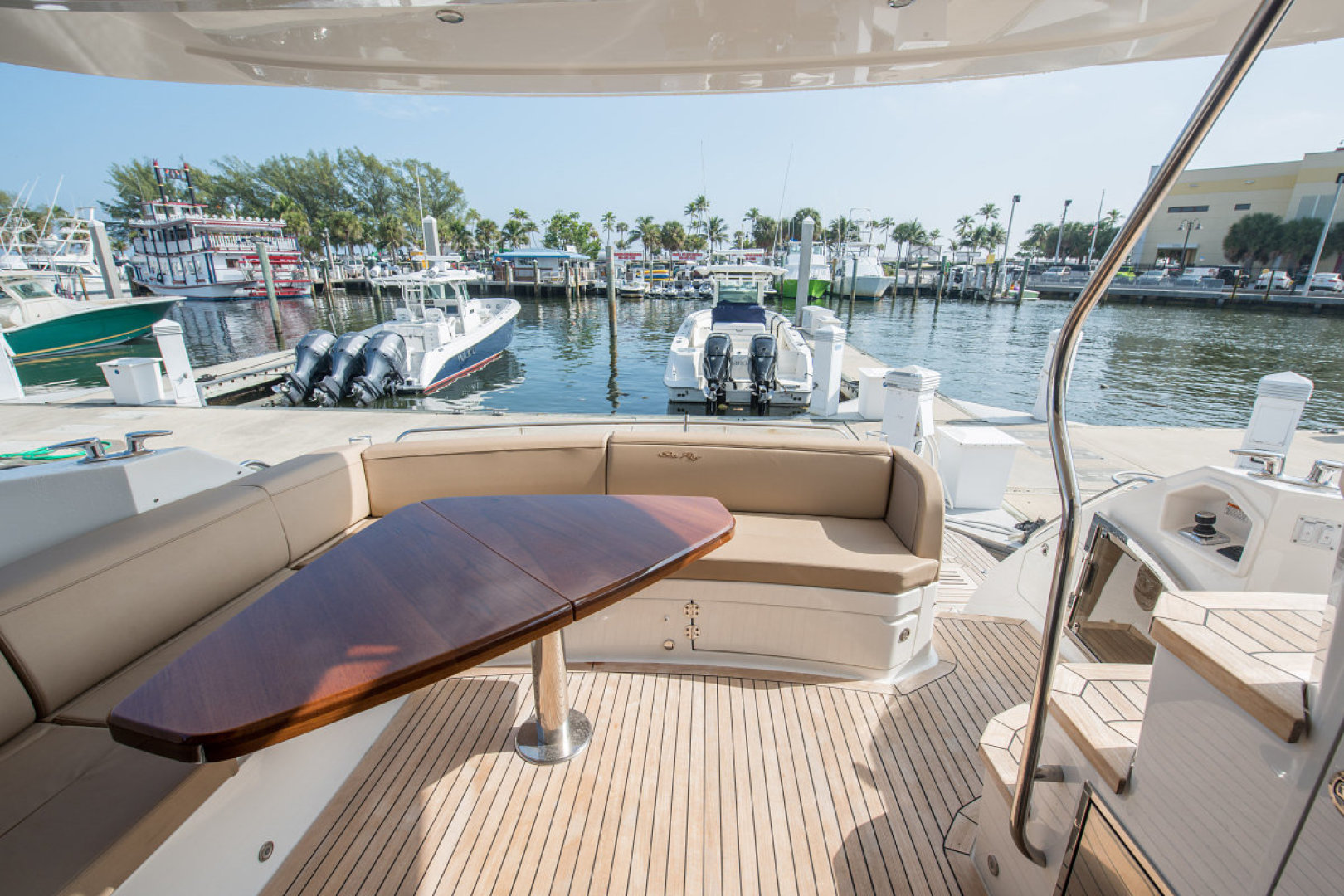 Sea Ray-L590 Fly 2016-2016 Sea Ray L590 Fly Ft. Lauderdale-Florida-United States-1284598 | Thumbnail