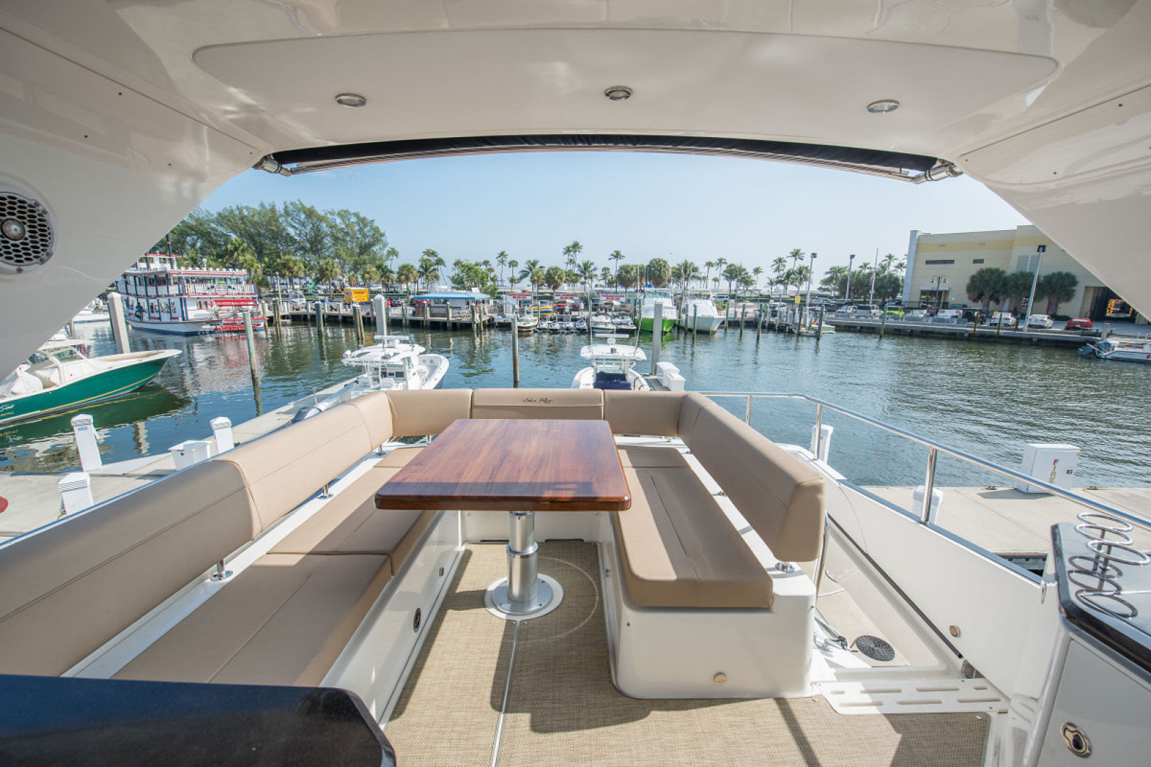 Sea Ray-L590 Fly 2016-2016 Sea Ray L590 Fly Ft. Lauderdale-Florida-United States-1284602 | Thumbnail