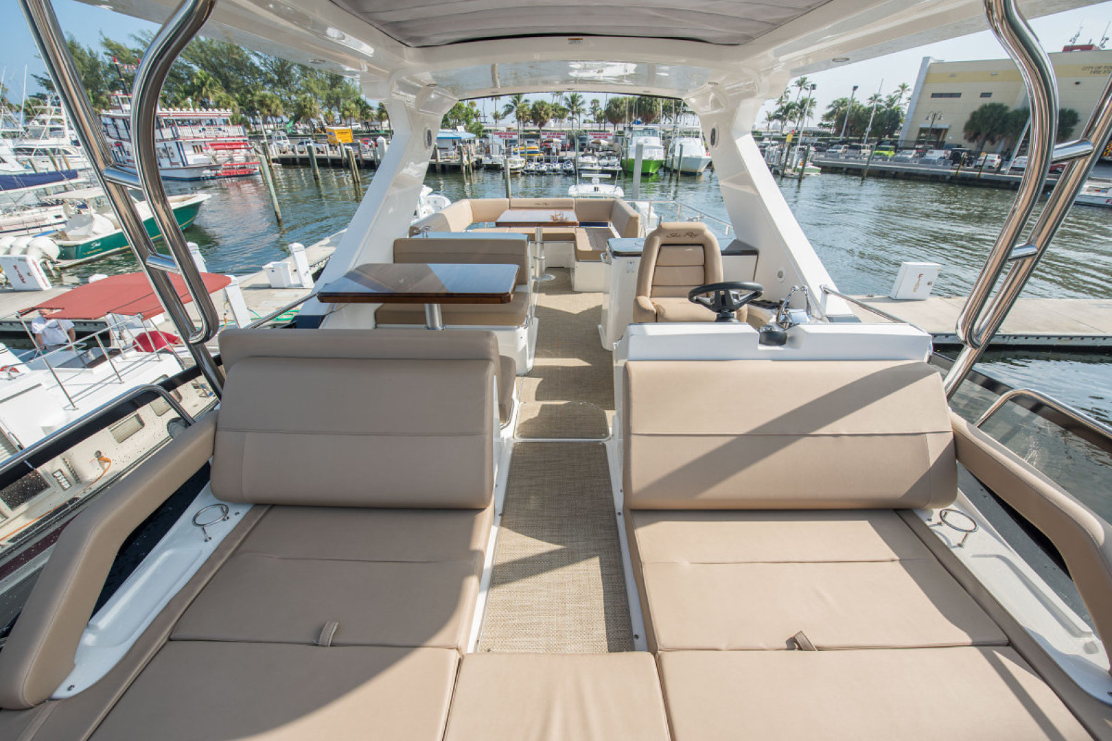 Sea Ray-L590 Fly 2016-2016 Sea Ray L590 Fly Ft. Lauderdale-Florida-United States-1284610 | Thumbnail