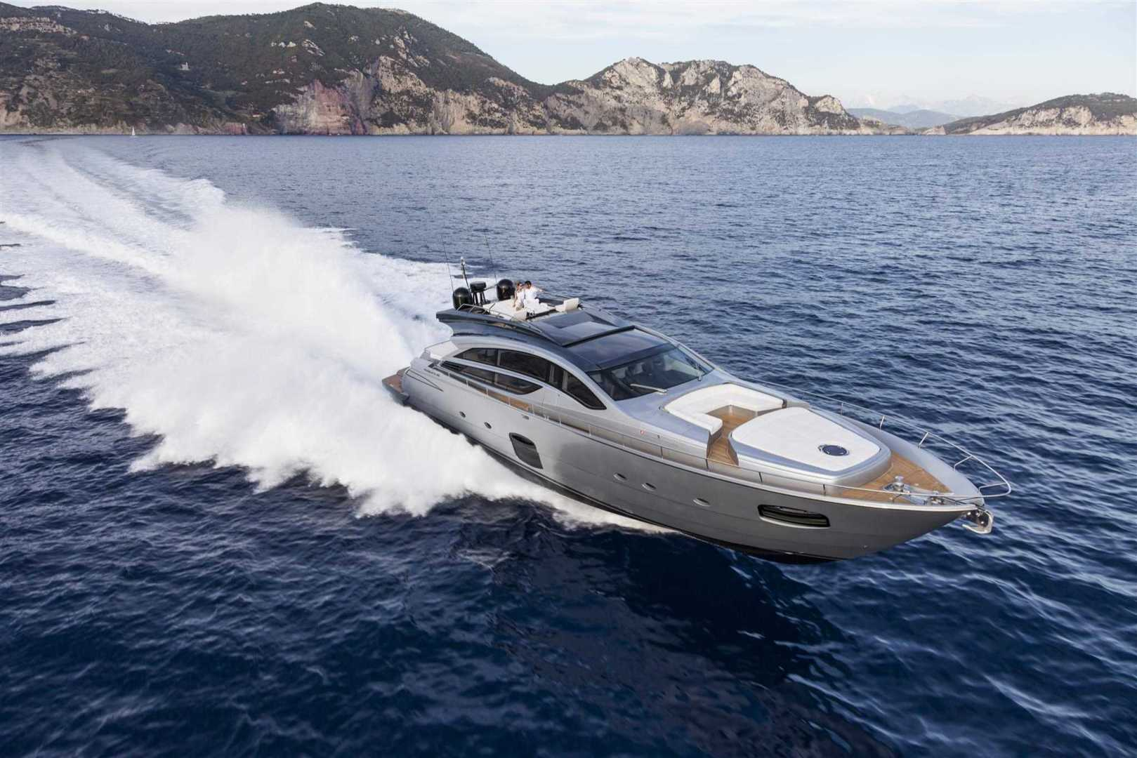 Picture Of: 81' Pershing 2016 Yacht For Sale   1 of 10