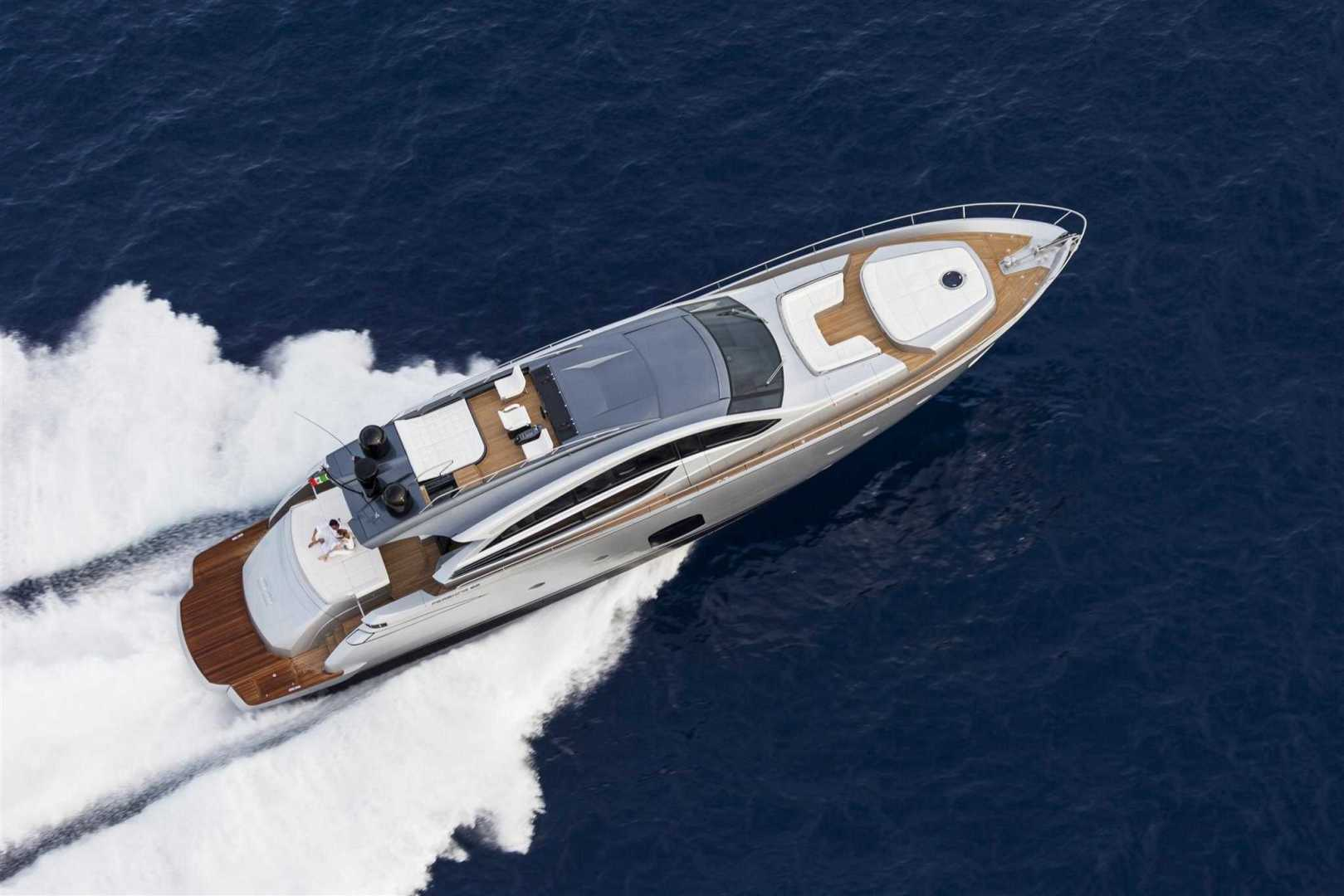 Picture Of: 81' Pershing 2016 Yacht For Sale   2 of 10