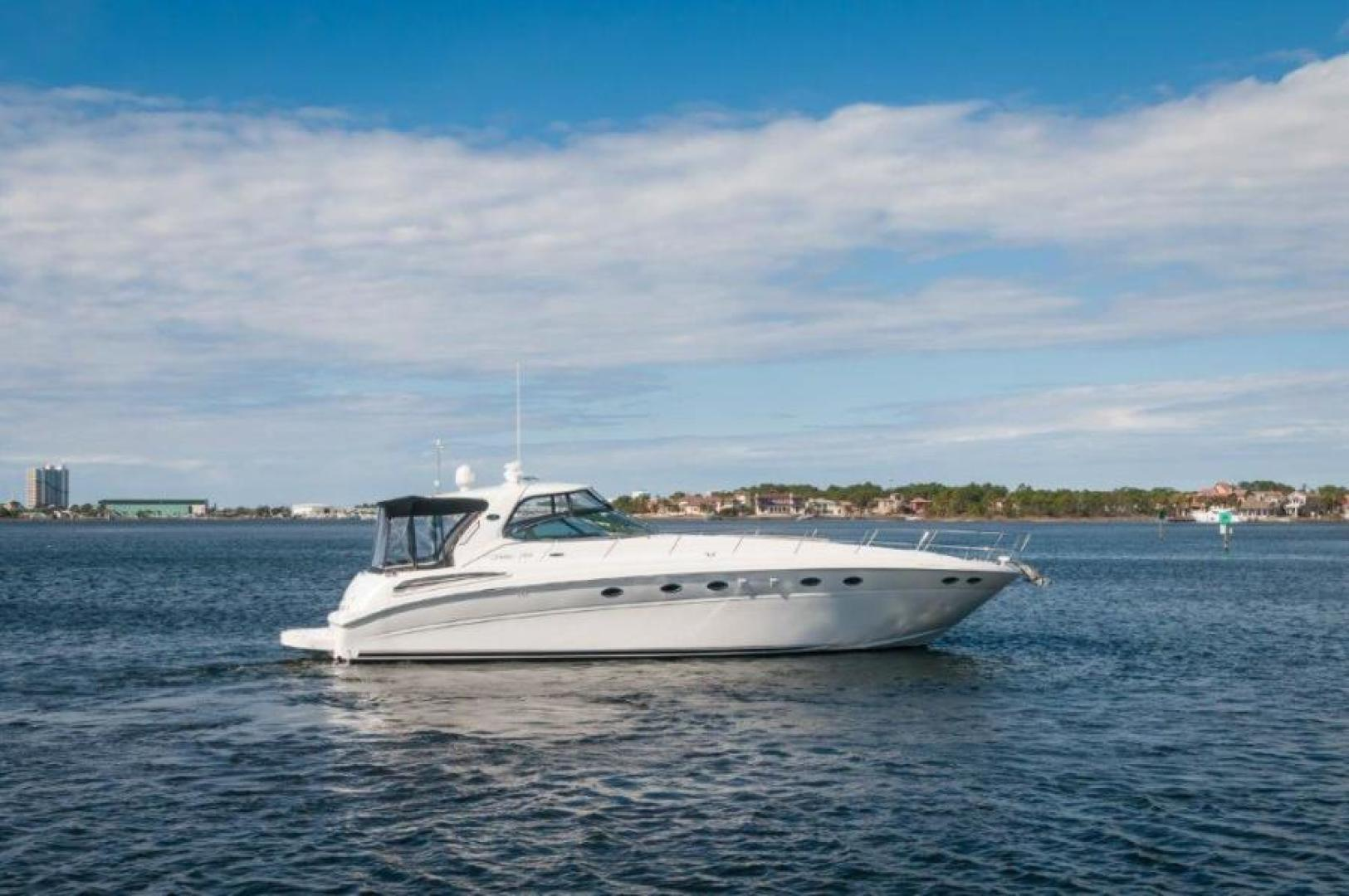 Picture Of: 55' Sea Ray 510 DA 2002 Yacht For Sale | 1 of 47