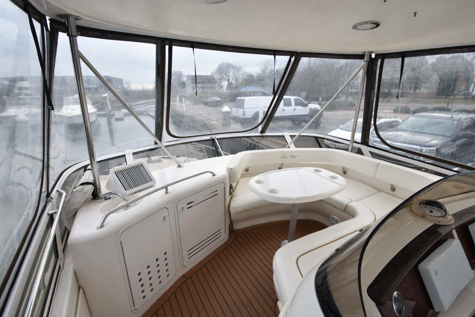 Sea Ray-480 Sedan Bridge 1999-Second Wind Hampton-Virginia-United States-1285224 | Thumbnail
