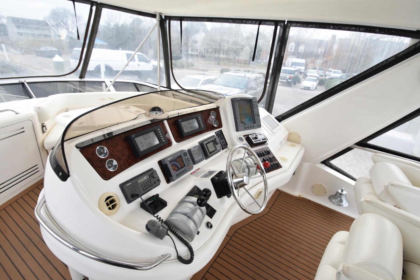 Sea Ray-480 Sedan Bridge 1999-Second Wind Hampton-Virginia-United States-1285220 | Thumbnail