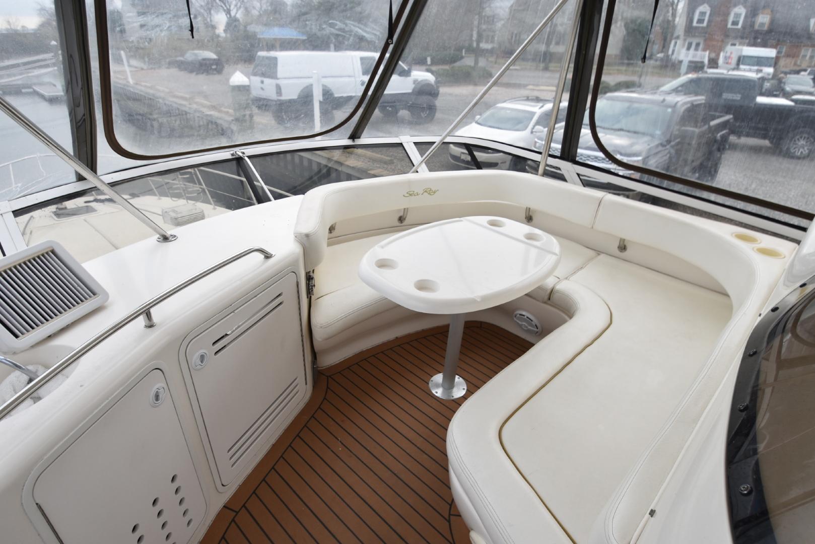 Sea Ray-480 Sedan Bridge 1999-Second Wind Hampton-Virginia-United States-1285225 | Thumbnail