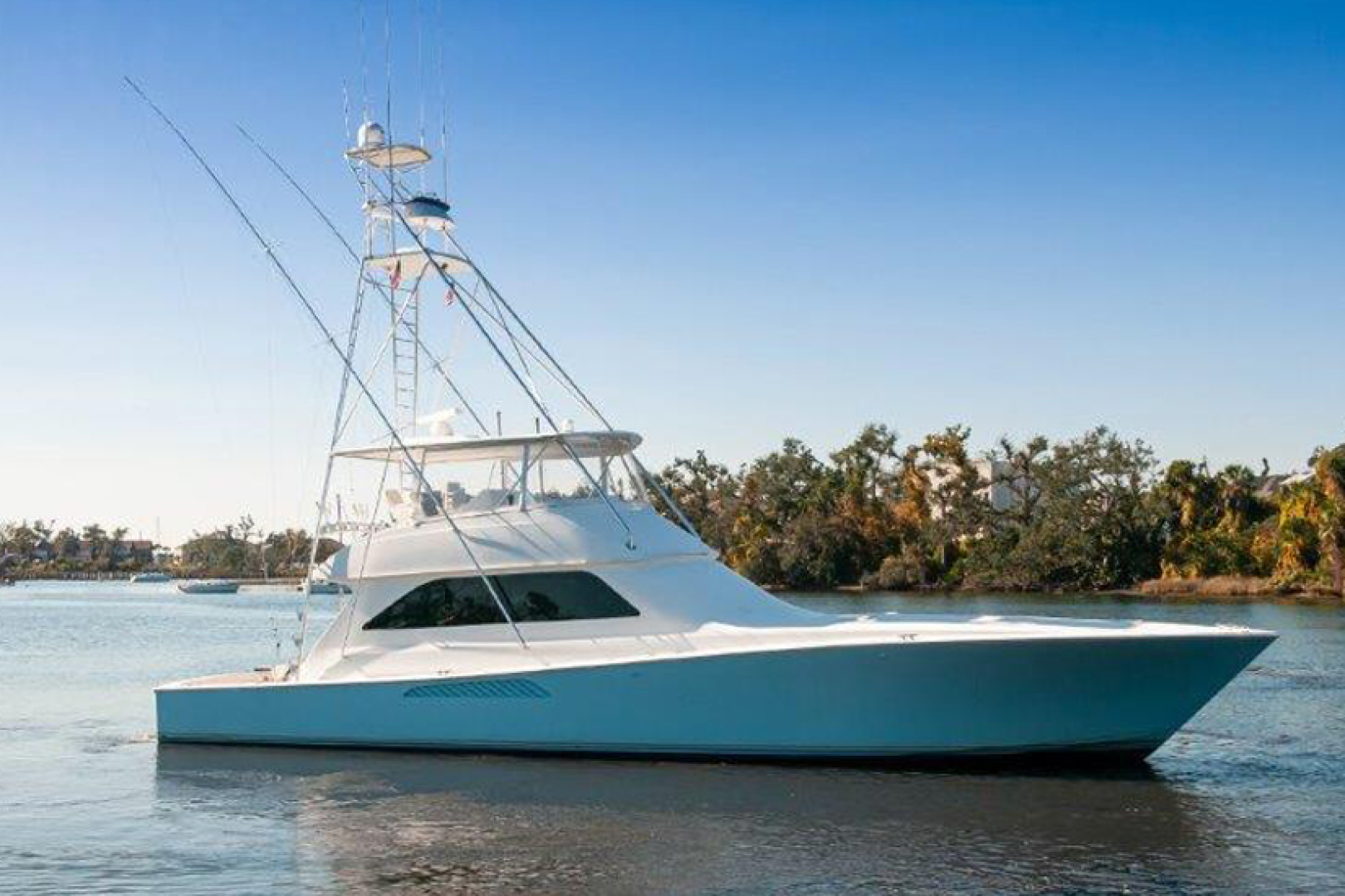 Picture Of: 61' Viking 61 Convertible 2001 Yacht For Sale | 1 of 56