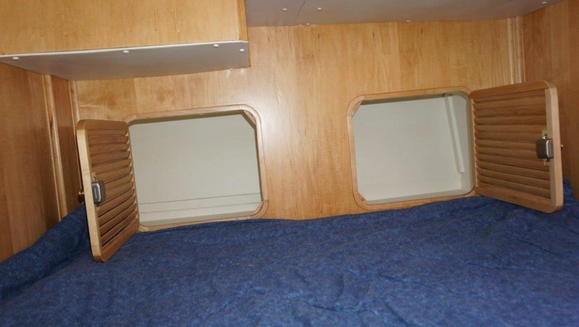 Custom-Simpson Slipstream 15 1998-Journey II Gibsons-British Columbia-Canada-Storage In Aft Cabin-1285616 | Thumbnail