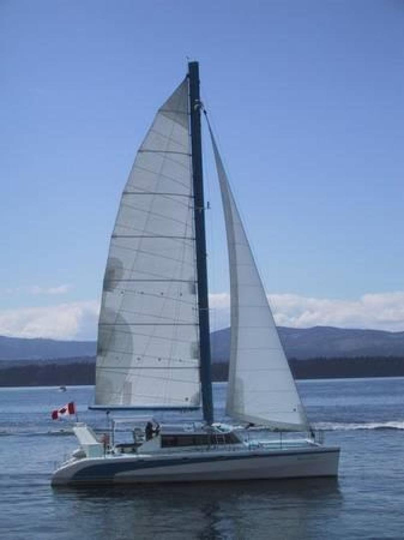 Custom-Simpson Slipstream 15 1998-Journey II Gibsons-British Columbia-Canada-On The Water-1285589 | Thumbnail