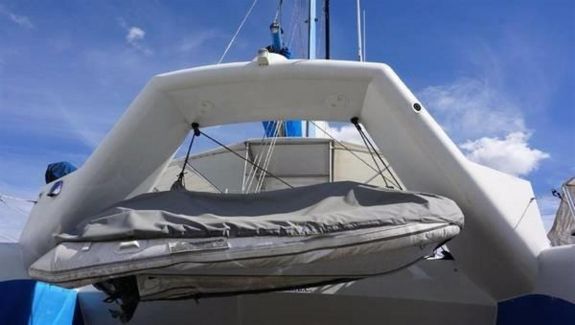 Custom-Simpson Slipstream 15 1998-Journey II Gibsons-British Columbia-Canada-Dinghy-1285621 | Thumbnail