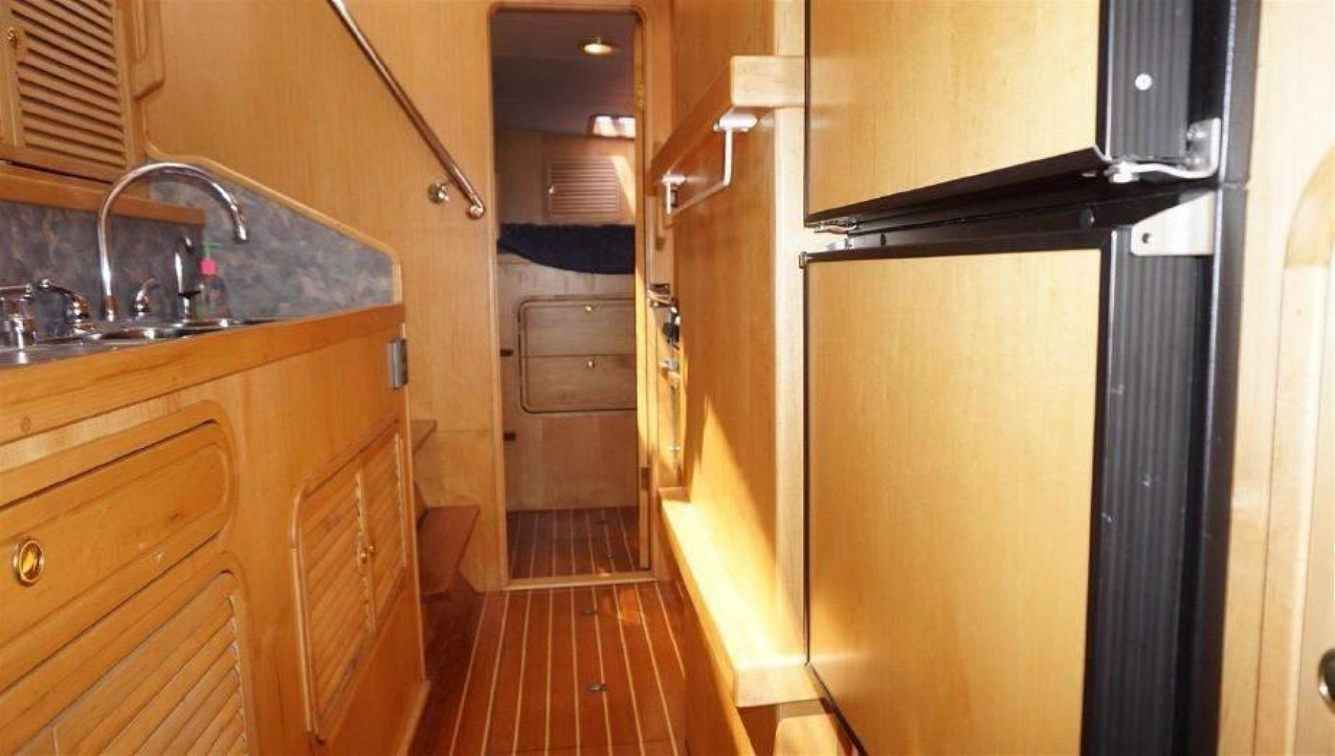 Custom-Simpson Slipstream 15 1998-Journey II Gibsons-British Columbia-Canada-Galley-1285603 | Thumbnail
