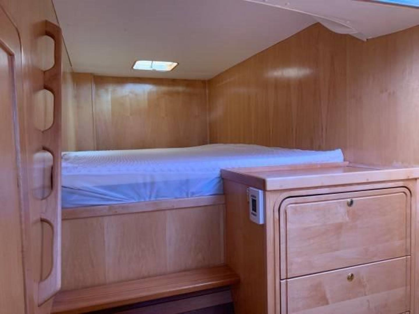 Custom-Simpson Slipstream 15 1998-Journey II Gibsons-British Columbia-Canada-Bunk In Guest Stateroom-1285615 | Thumbnail