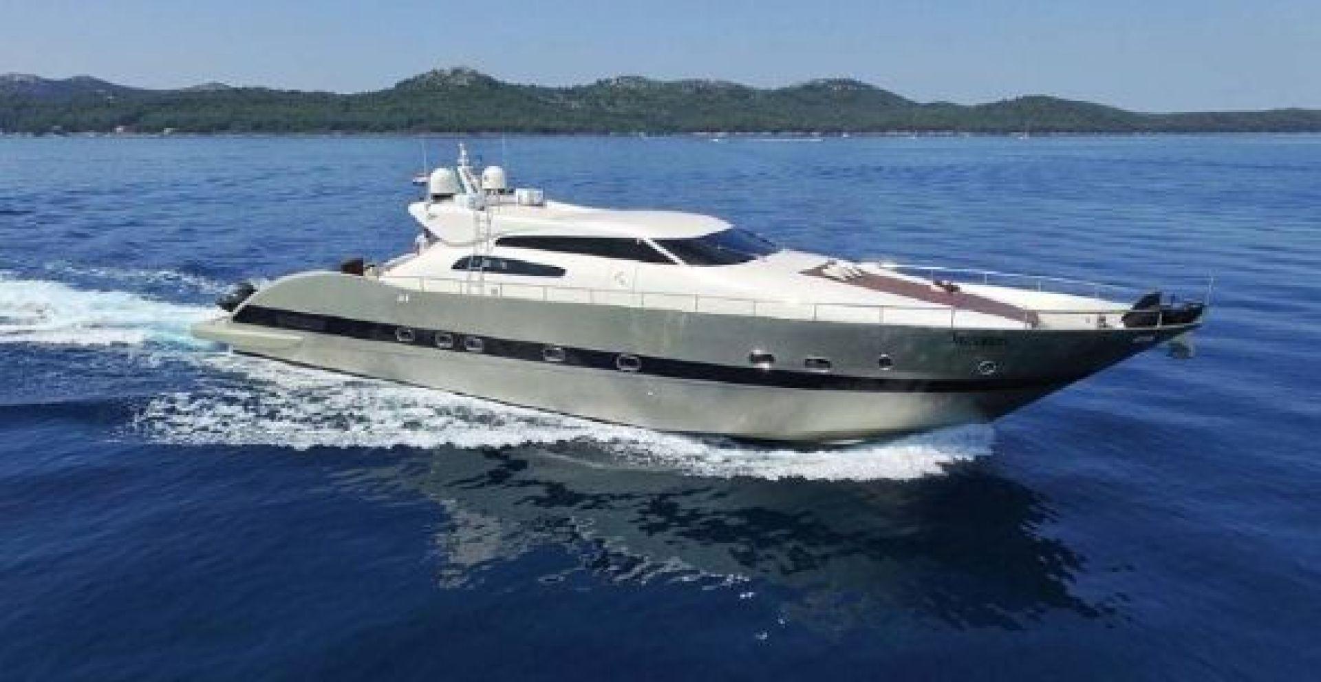 Picture Of: 90' Tecnomar Velvet 90 2007 Yacht For Sale | 1 of 58
