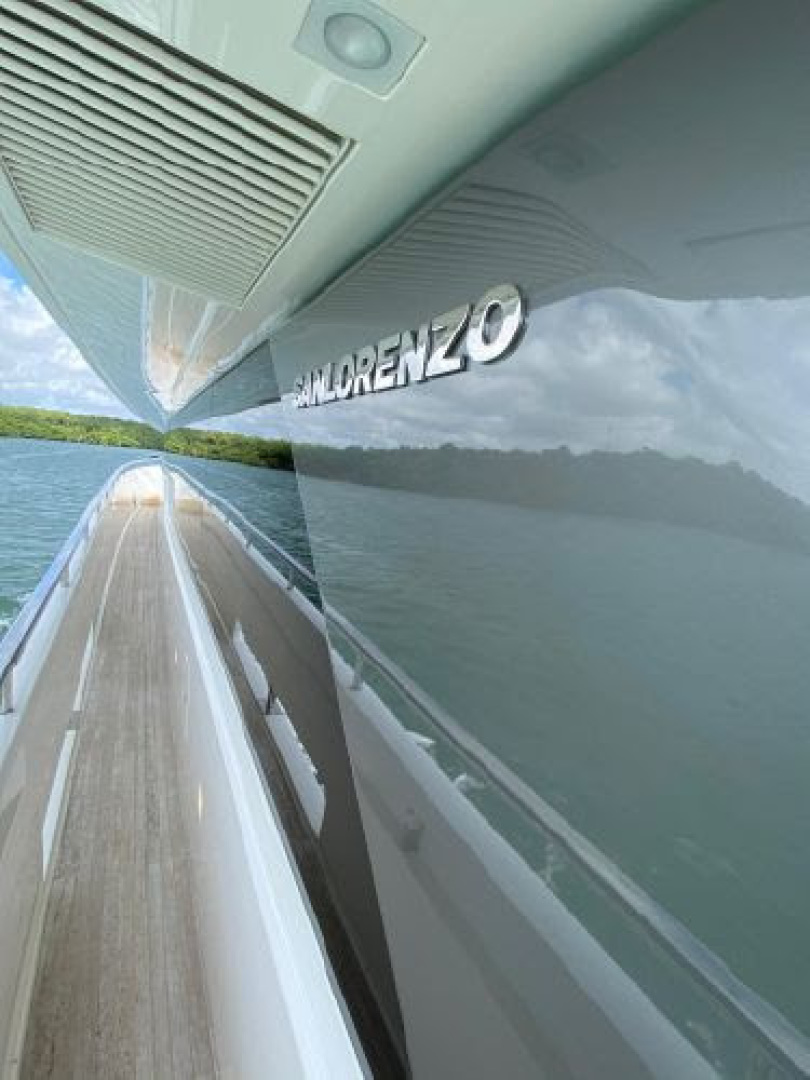 Sanlorenzo-SL94 2012-Sanlorenzo SL94 Aventura-Florida-United States-1637136 | Thumbnail