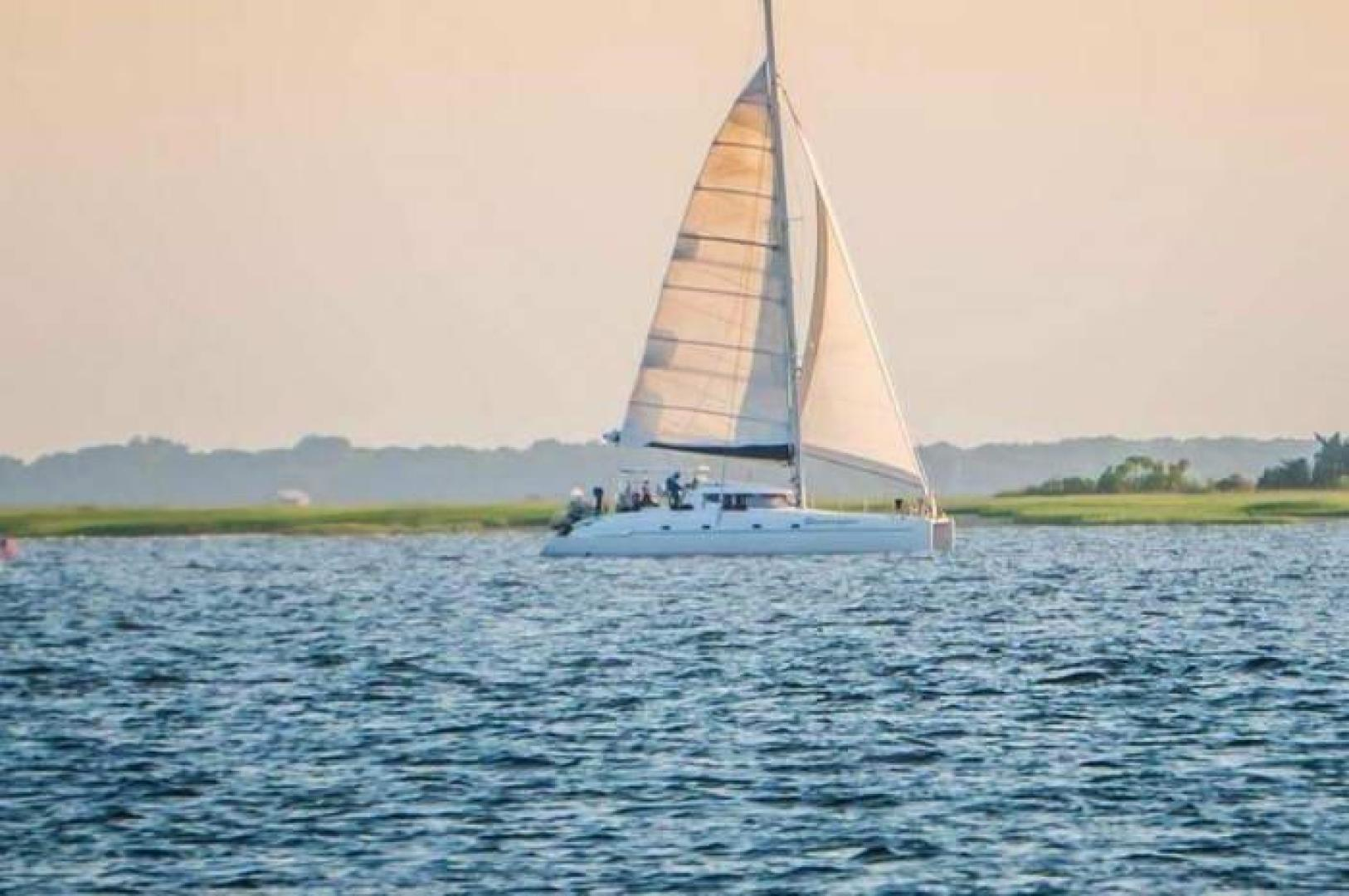 Picture Of: 46' Fountaine Pajot Bahia 46 2005 Yacht For Sale | 2 of 49