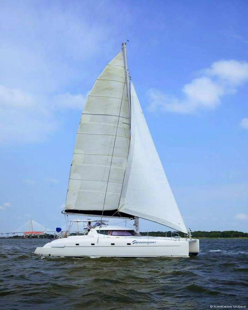 Picture Of: 46' Fountaine Pajot Bahia 46 2005 Yacht For Sale | 1 of 49