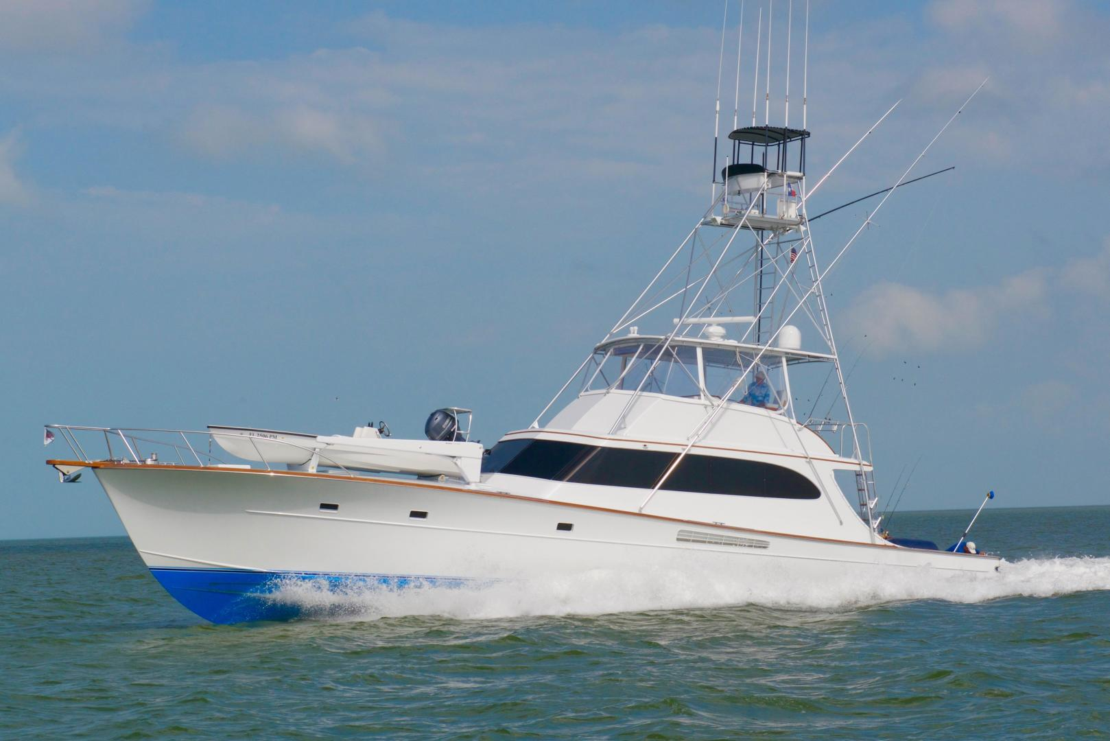 Picture Of: 63' Merritt Sportfish 1990 Yacht For Sale | 1 of 46
