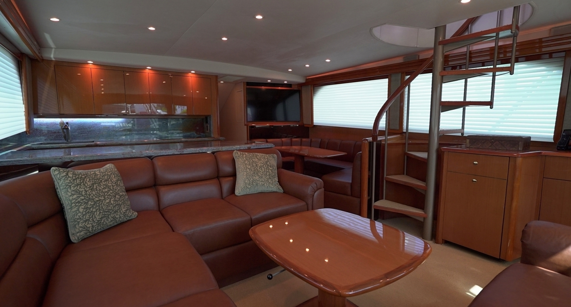 Picture Of: 61' Viking Enclosed Bridge 2004 Yacht For Sale | 2 of 42