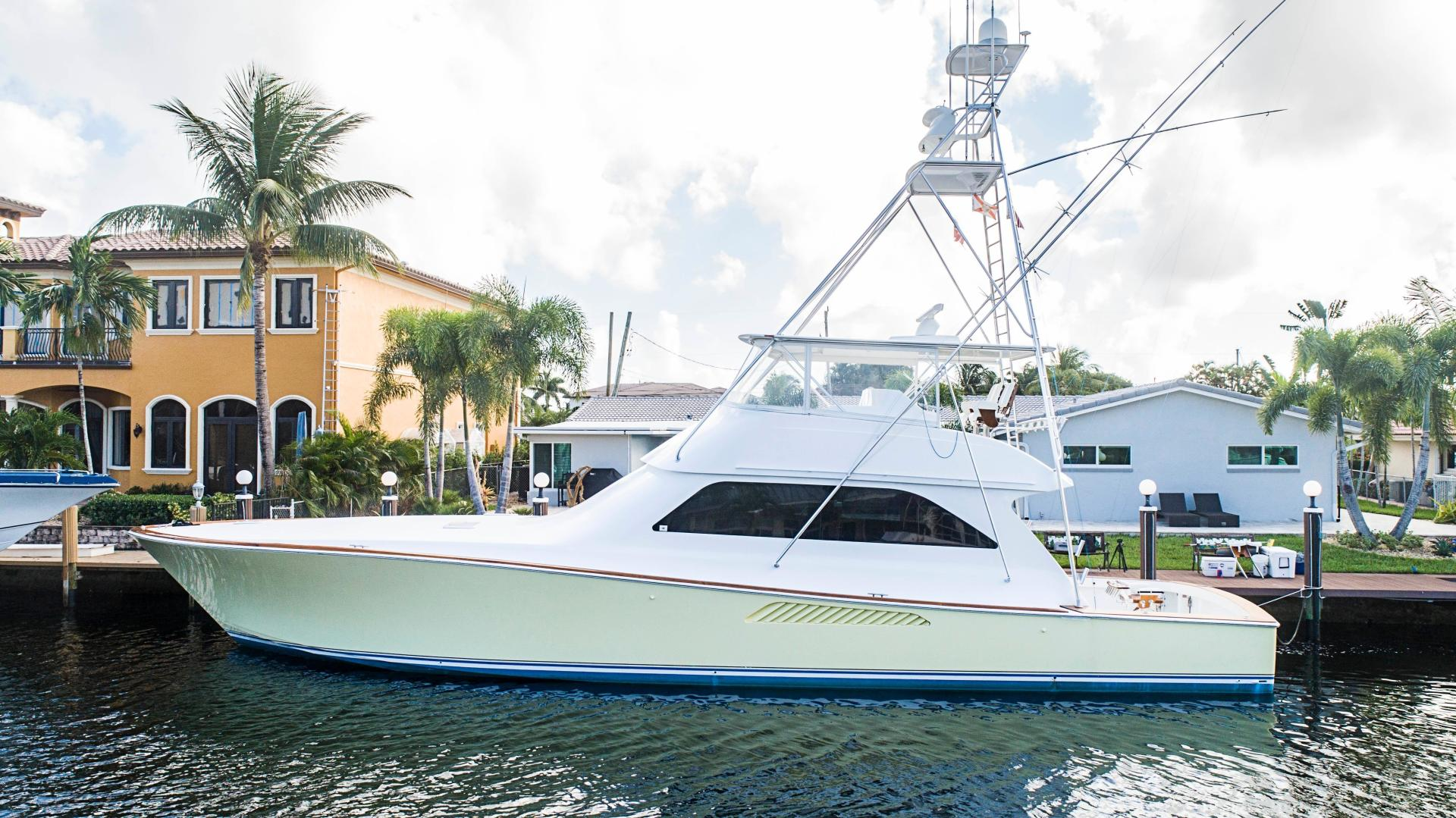 Picture Of: 61' Viking Convertible 2001 Yacht For Sale | 1 of 36