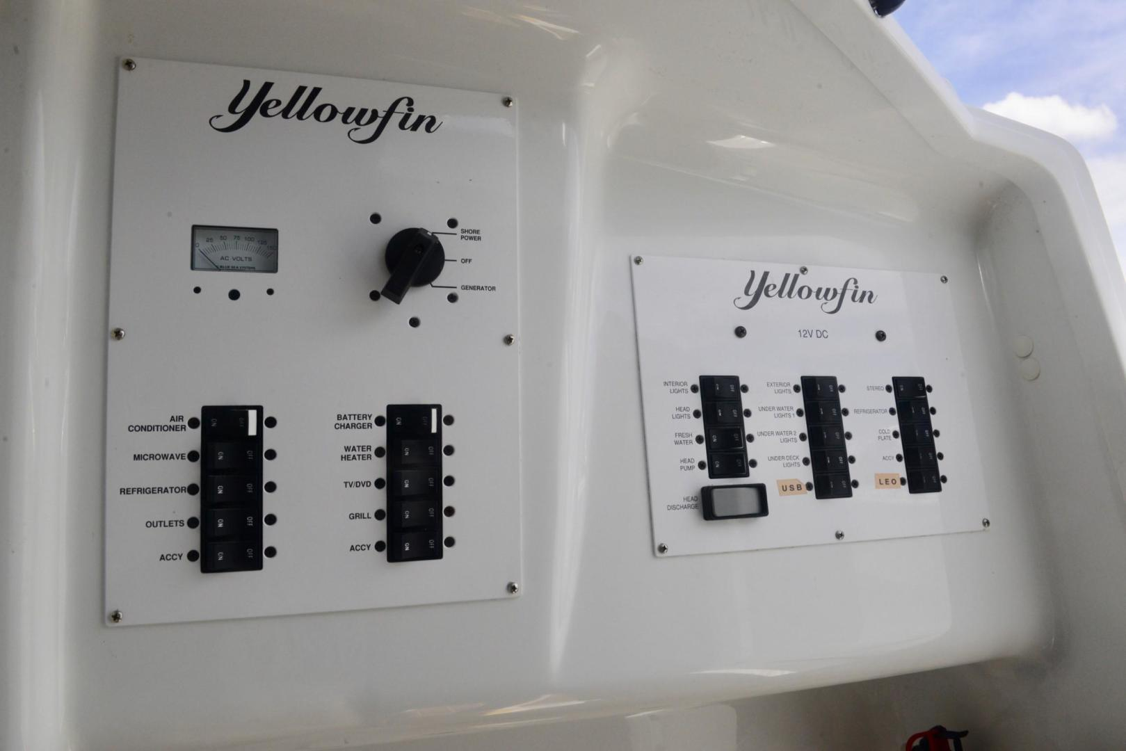 Yellowfin-Center Console 2015-ZIP A DEE St. Petersburg-Florida-United States-1296454 | Thumbnail