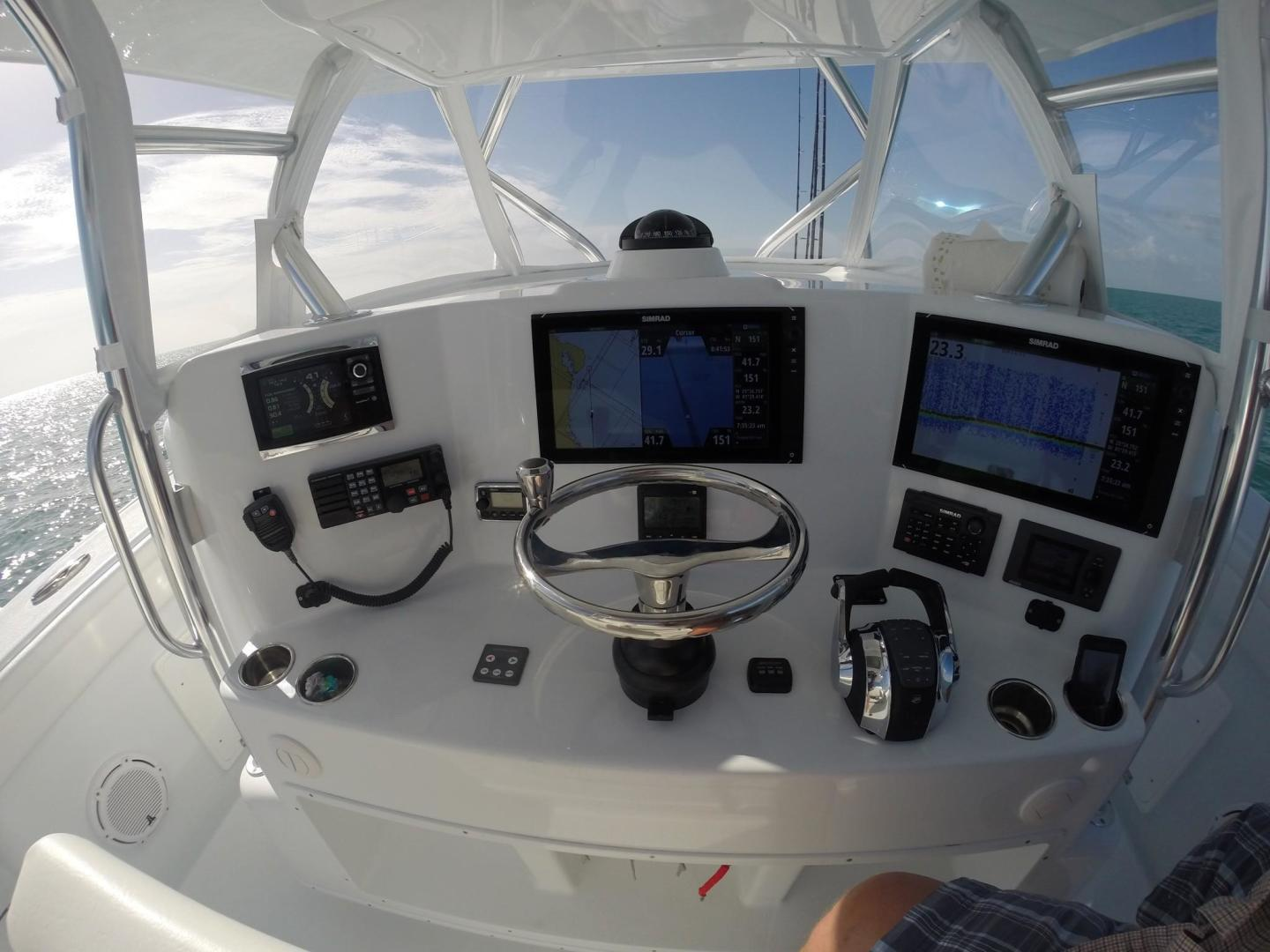Yellowfin-Center Console 2015-ZIP A DEE St. Petersburg-Florida-United States-1296443 | Thumbnail