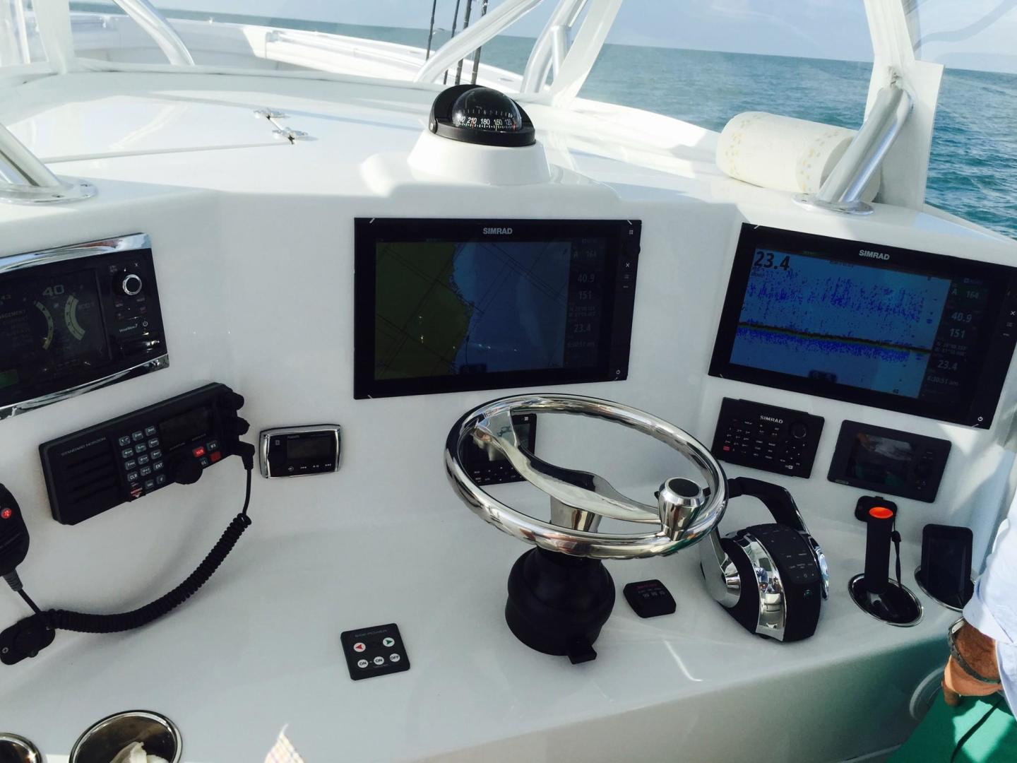 Yellowfin-Center Console 2015-ZIP A DEE St. Petersburg-Florida-United States-1296445 | Thumbnail