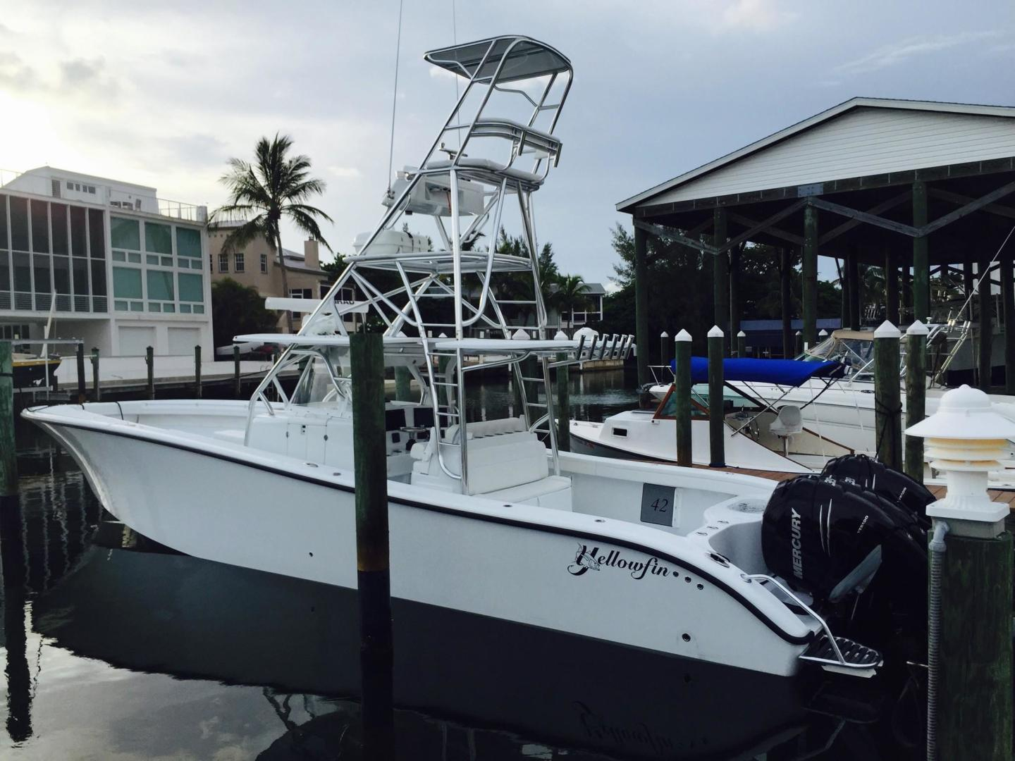 Yellowfin-Center Console 2015-ZIP A DEE St. Petersburg-Florida-United States-1296442 | Thumbnail