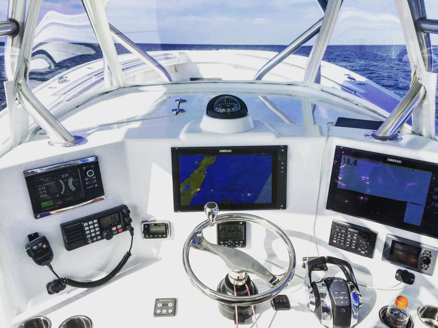 Yellowfin-Center Console 2015-ZIP A DEE St. Petersburg-Florida-United States-1296449 | Thumbnail