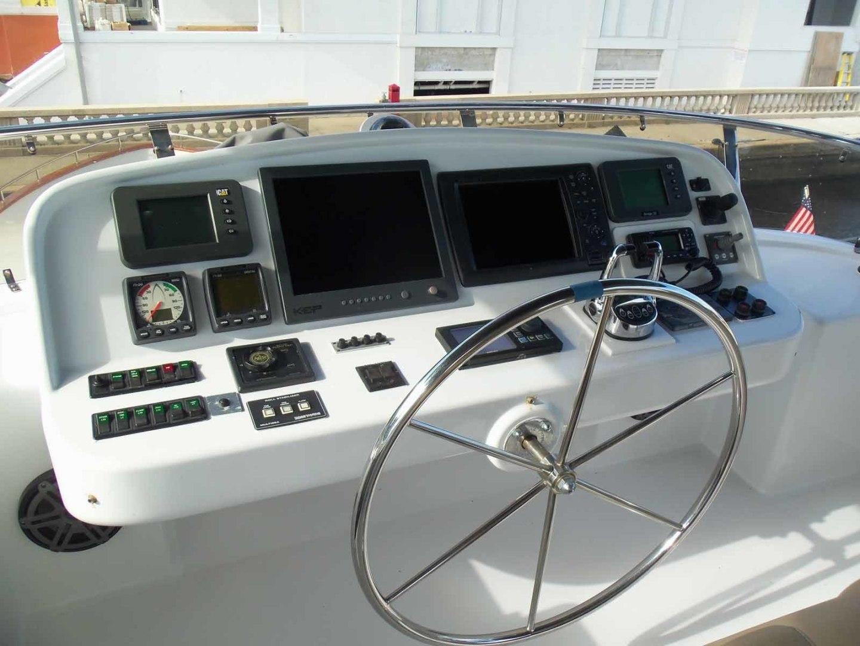Queenship-Barretta 76 2004-SEA MYSTIC Fort Myers-Florida-United States-Helm-1588137 | Thumbnail