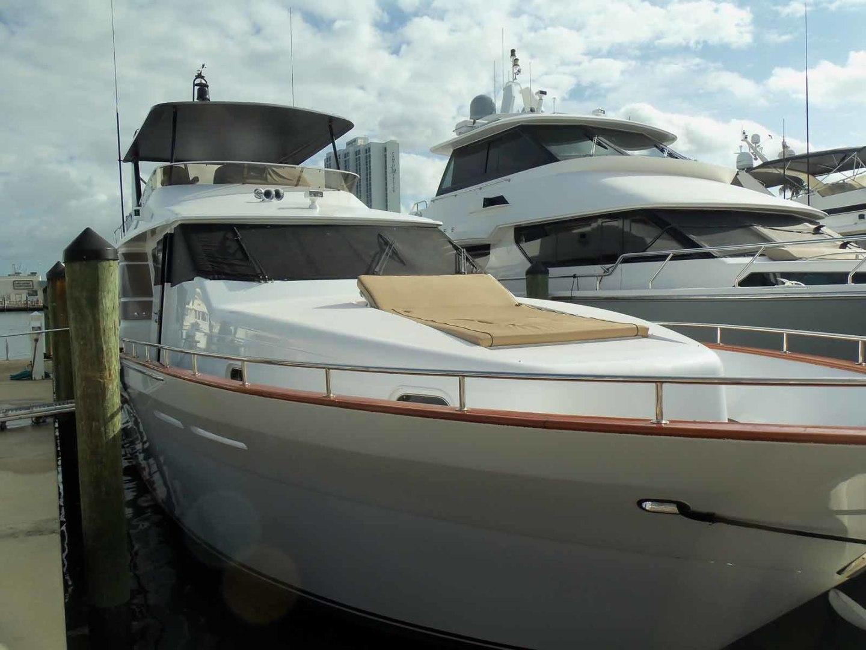 Queenship-Barretta 76 2004-SEA MYSTIC Fort Myers-Florida-United States-Home Dock-1588161 | Thumbnail