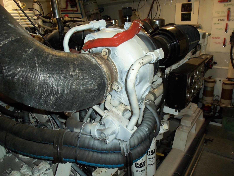 Queenship-Barretta 76 2004-SEA MYSTIC Fort Myers-Florida-United States-Port Engine-1588157 | Thumbnail