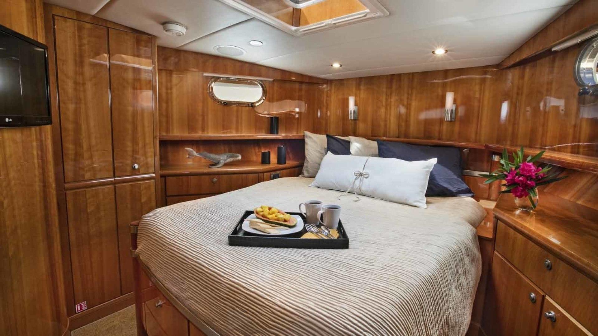 Queenship-Barretta 76 2004-SEA MYSTIC Fort Myers-Florida-United States-VIP Stateroom-1588109 | Thumbnail