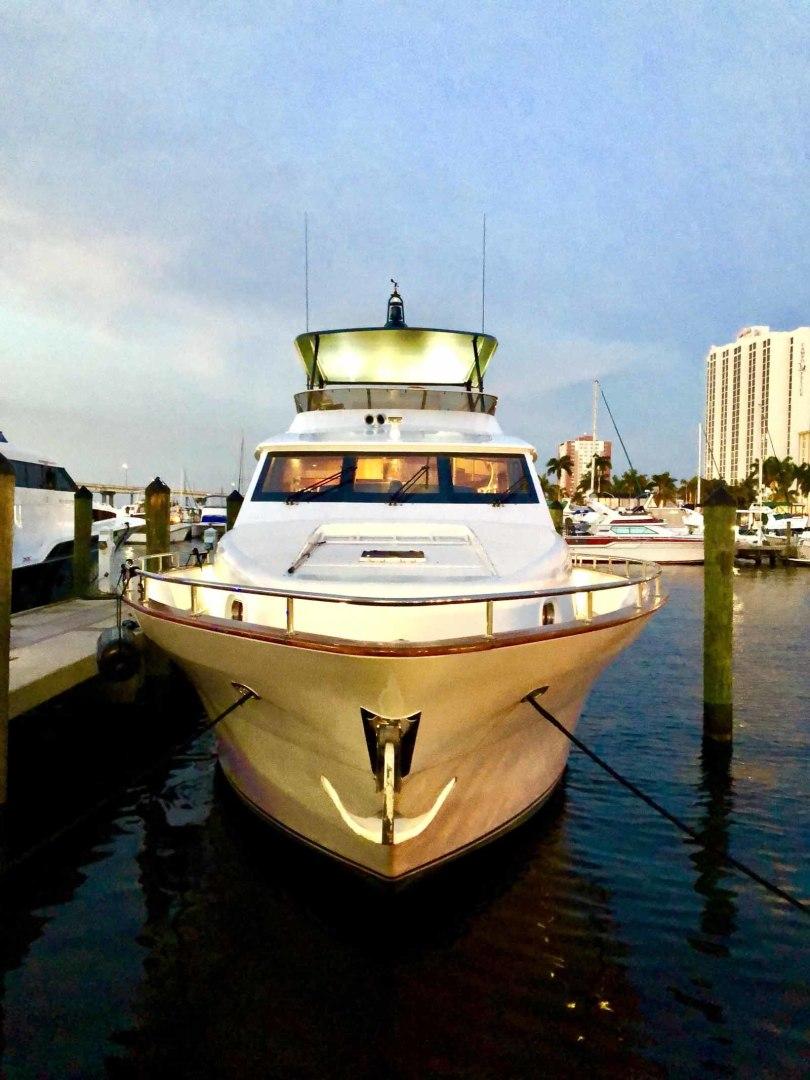 Queenship-Barretta 76 2004-SEA MYSTIC Fort Myers-Florida-United States-Bow-1588168 | Thumbnail