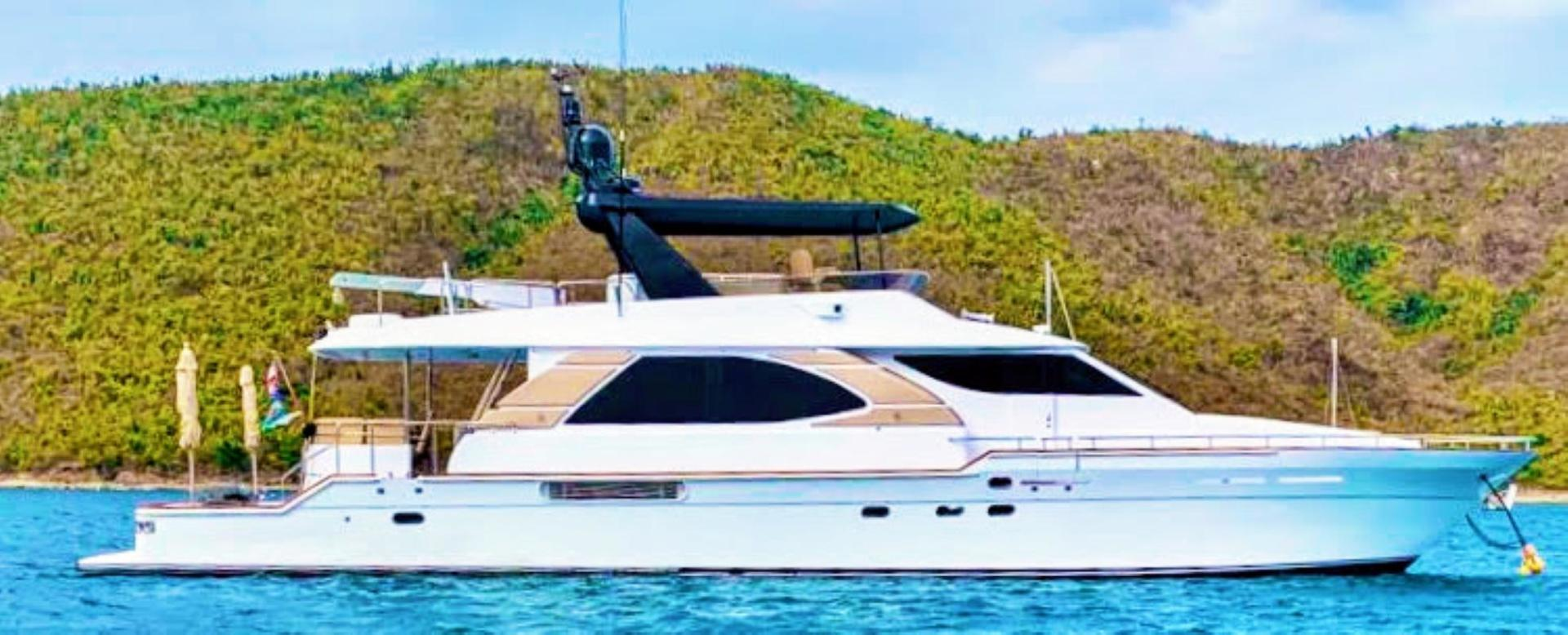Picture Of: 76' Queenship Barretta 76 2004 Yacht For Sale | 1 of 41