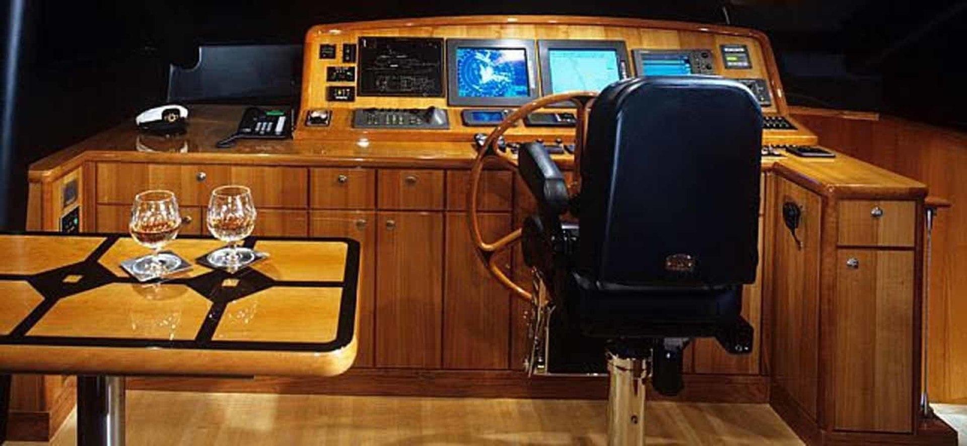 Queenship-Barretta 76 2004-SEA MYSTIC Fort Myers-Florida-United States-Helm-1588098 | Thumbnail