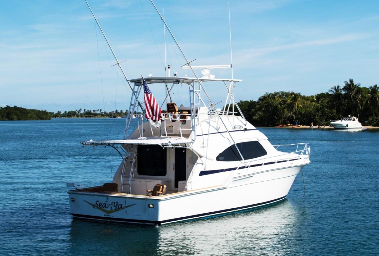 Bertram-450 Convertible 2002-SEA YA Sunny Isles Beach-Florida-United States-Starboard Aft-1289343 | Thumbnail