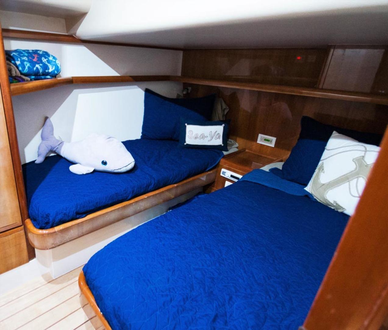 Bertram-450 Convertible 2002-SEA YA Sunny Isles Beach-Florida-United States-Guest Stateroom-1289324 | Thumbnail