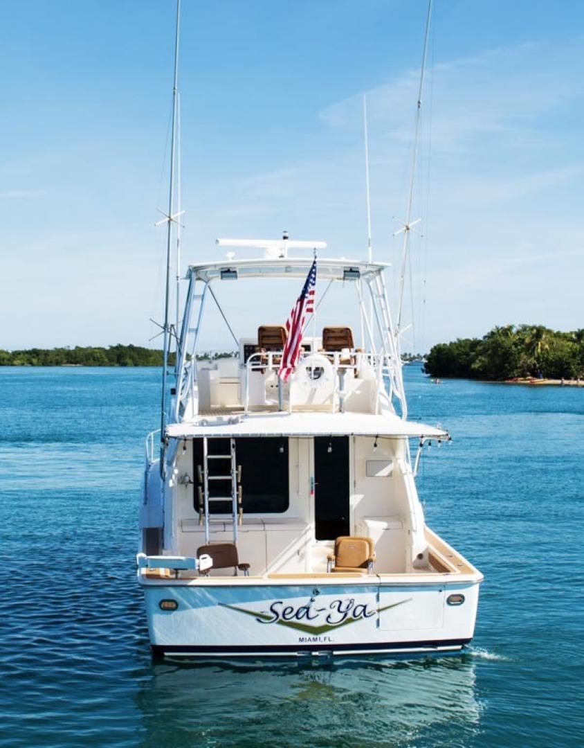 Bertram-450 Convertible 2002-SEA YA Sunny Isles Beach-Florida-United States-43 Stern-1289344 | Thumbnail