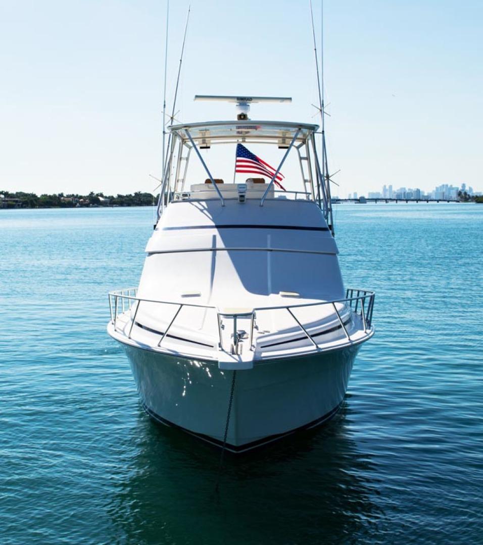 Bertram-450 Convertible 2002-SEA YA Sunny Isles Beach-Florida-United States-Bow-1289305 | Thumbnail