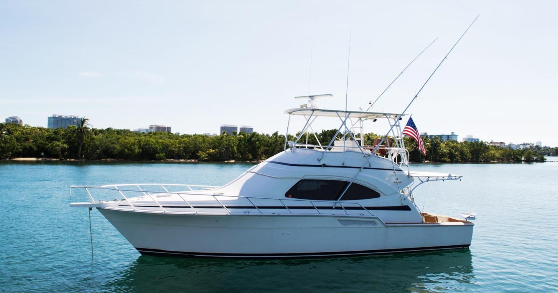 Bertram-450 Convertible 2002-SEA YA Sunny Isles Beach-Florida-United States-Port View-1289304 | Thumbnail