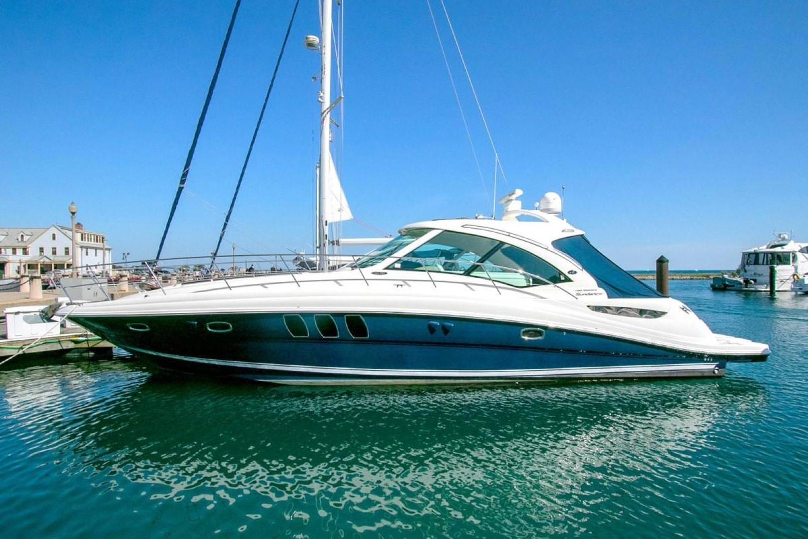 Picture Of: 48' Sea Ray 2008 Yacht For Sale | 2 of 72