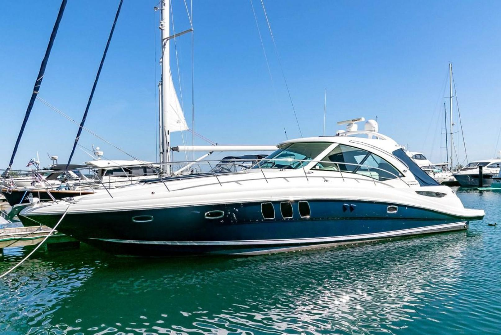Picture Of: 48' Sea Ray 2008 Yacht For Sale | 1 of 72