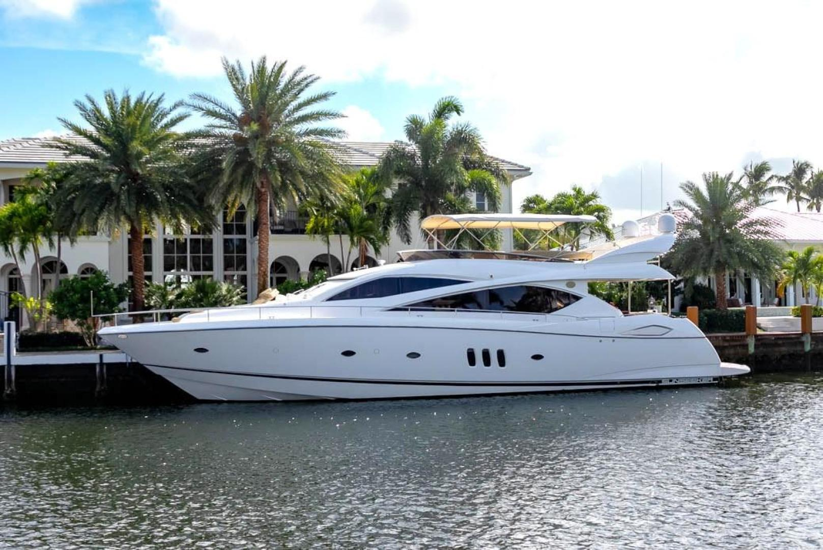 Picture Of: 75' Sunseeker Flybridge 2005 Yacht For Sale | 1 of 34
