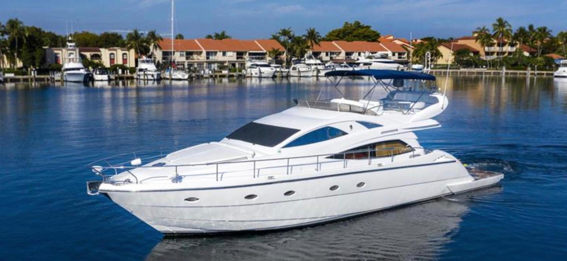 Picture Of: 56' Aicon 2006 Yacht For Sale | 1 of 18