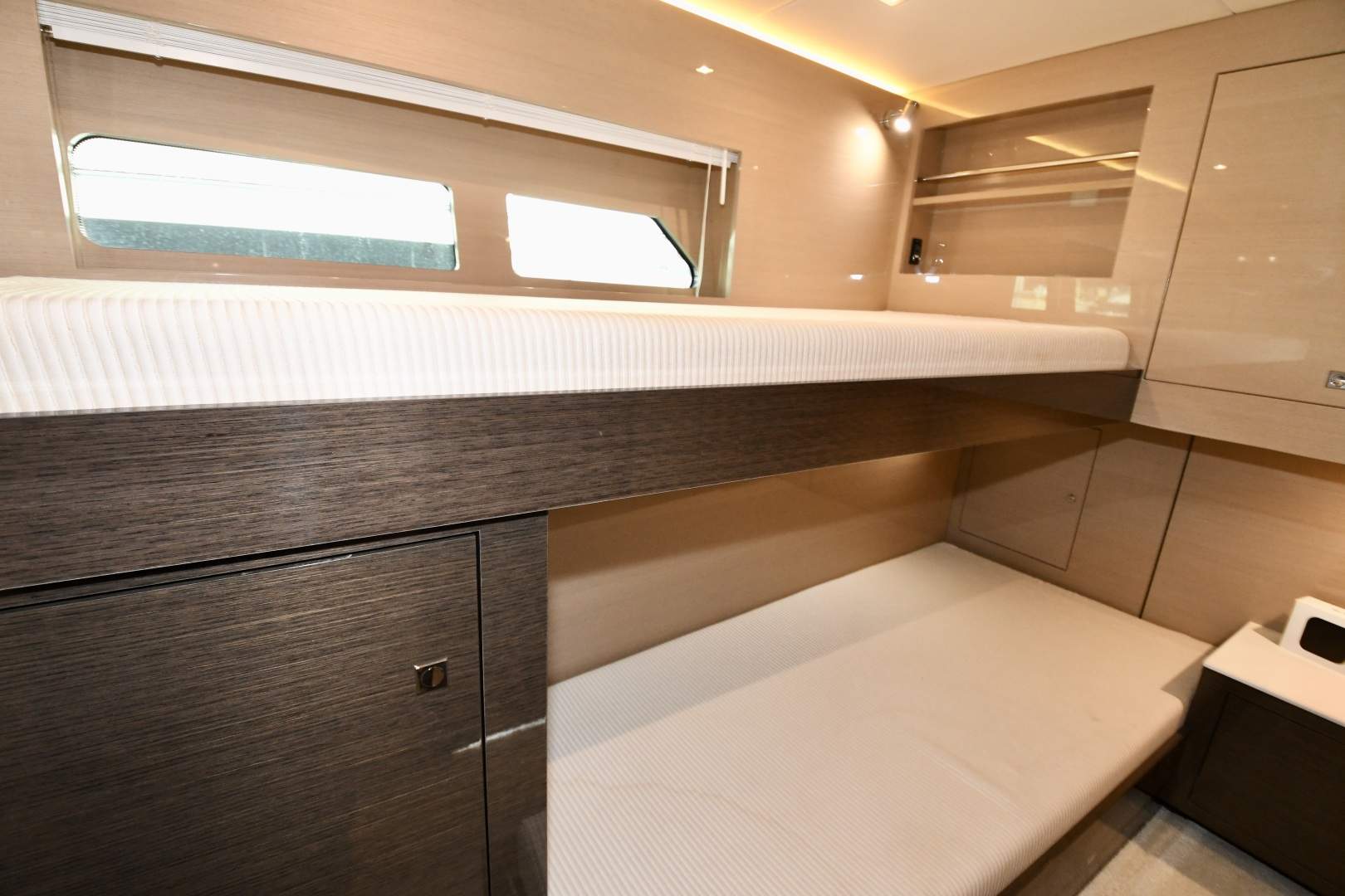 Cruisers-54 Cantius 2018-Pipe Dream St.Petersburg-Florida-United States-2018 Cruisers 58 Cantius Guest Bunk Room-1322877 | Thumbnail