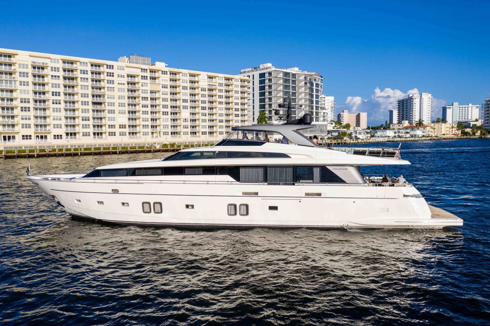 Picture Of: 106' Sanlorenzo SL106 2017 Yacht For Sale | 2 of 40