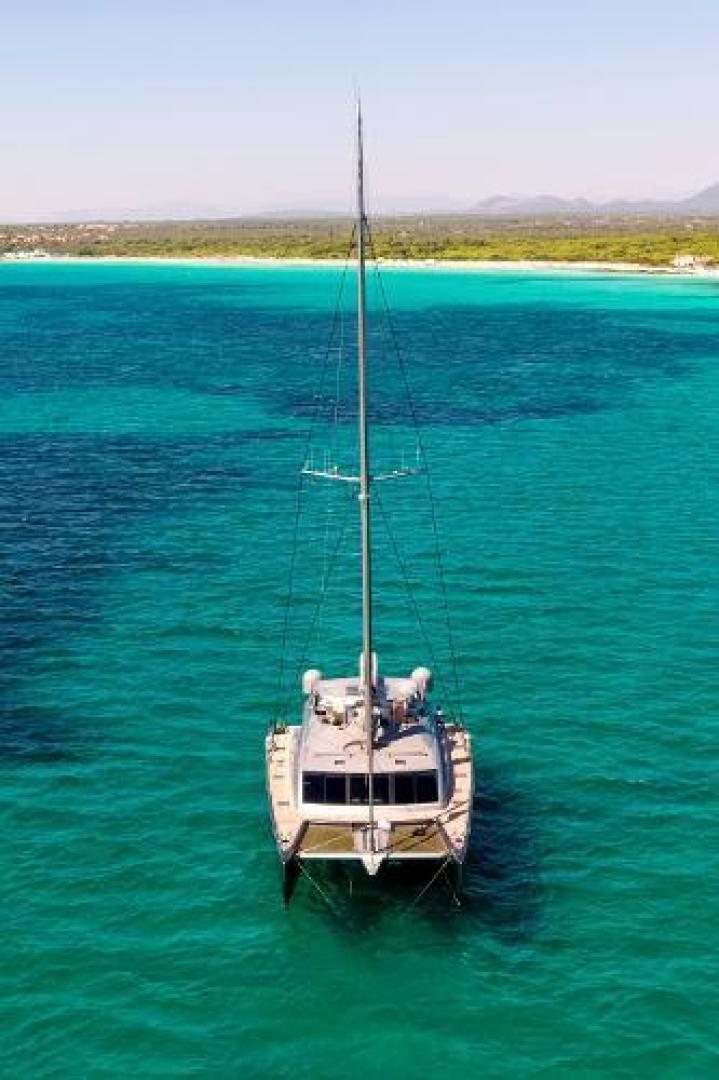 Catamaran-Blue Coast Yachts  2011-CARTOUCHE Antigua & Barbuda-1296525 | Thumbnail