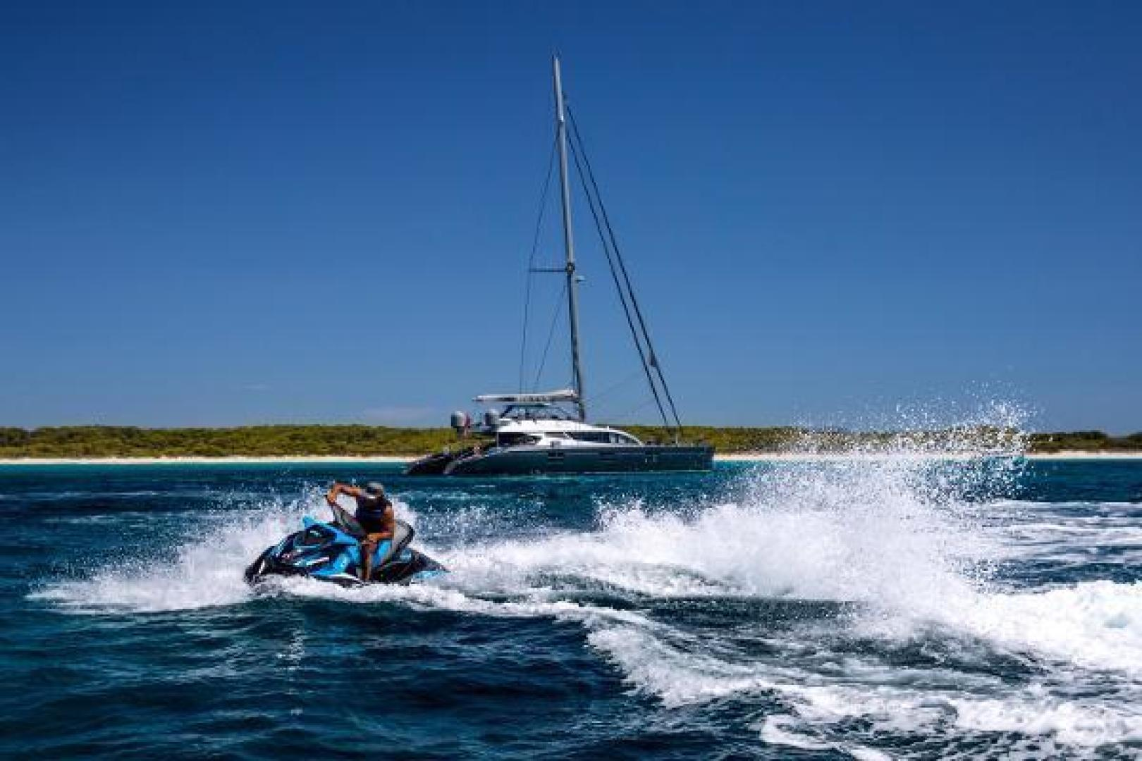 Catamaran-Blue Coast Yachts  2011-CARTOUCHE Antigua & Barbuda-1296559 | Thumbnail